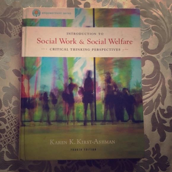 Introduction to Social Work & Social Welfare